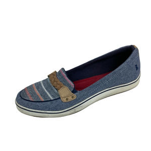 Grasshoppers Womens Mocassin Slip-on  Shoes 6.5 M